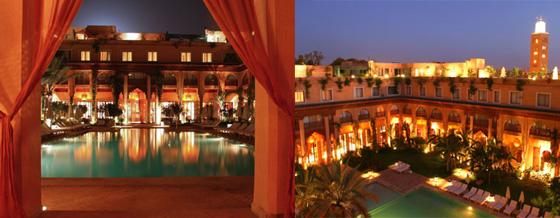 Quartier Mouassine Hotel Les Jardins De La Koutoubia Maroc