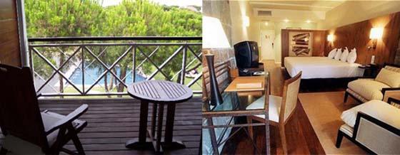 H tel nuevo portil golf sup espagne andalousie for Hotel design andalousie